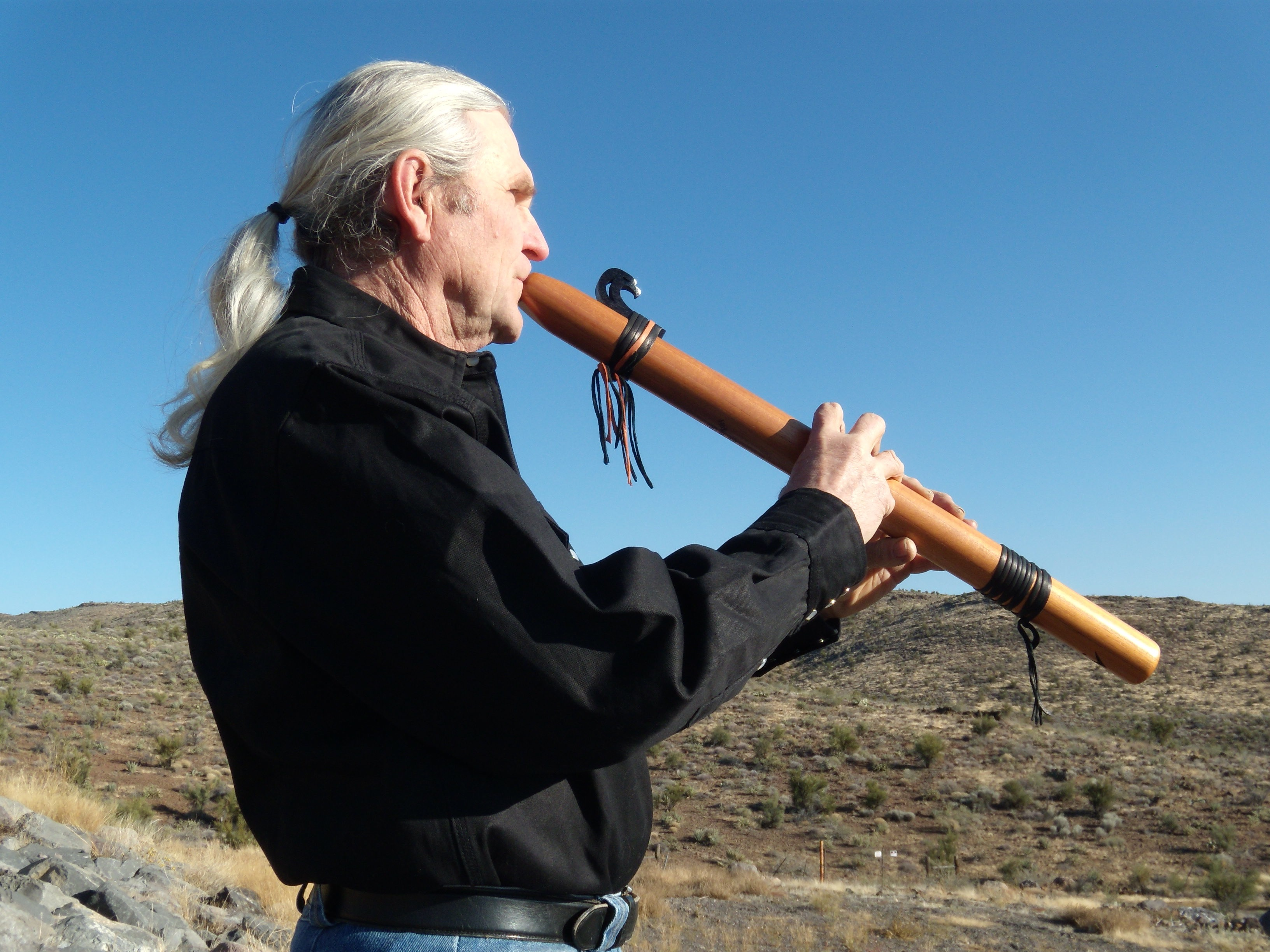 The Native American Flute - Centuries of Beauty