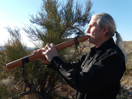 Ken Ancient Echoes Native American Flute Meditative Music